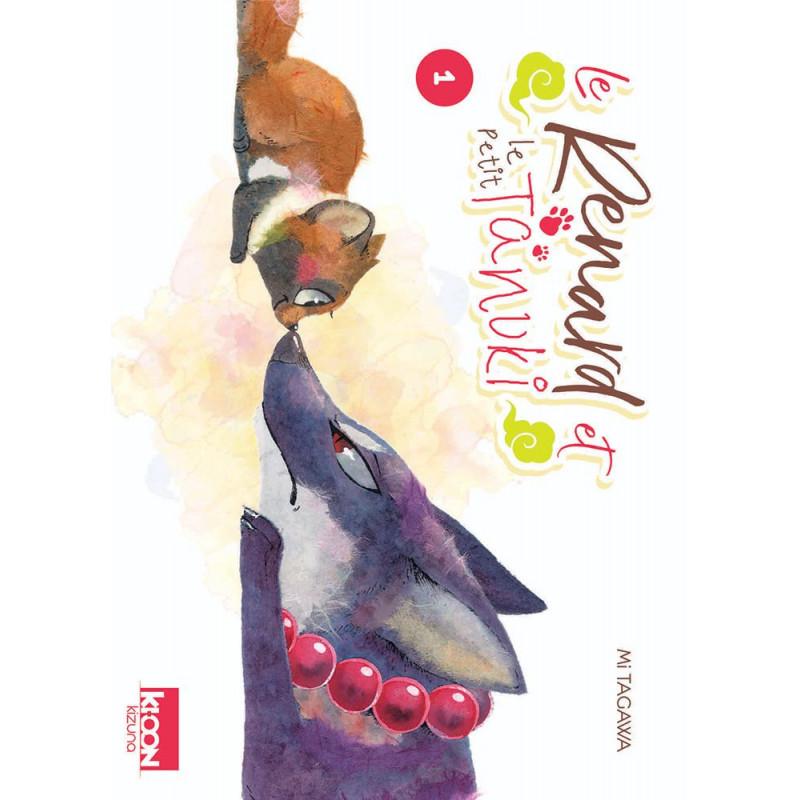 Renard et le Petit Tanuki (le) Vol.1