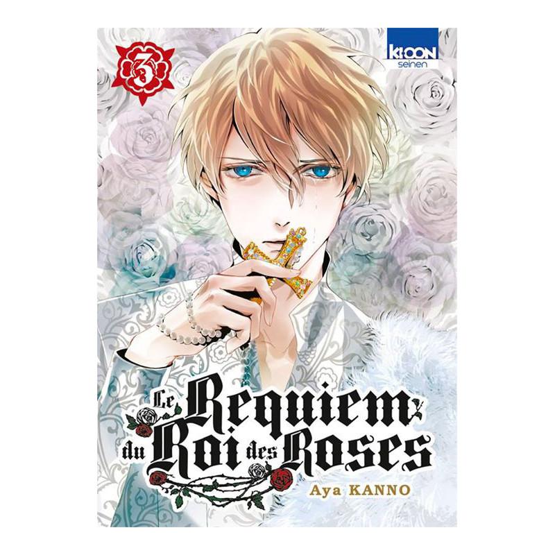 Requiem du roi des roses (le) Vol.3