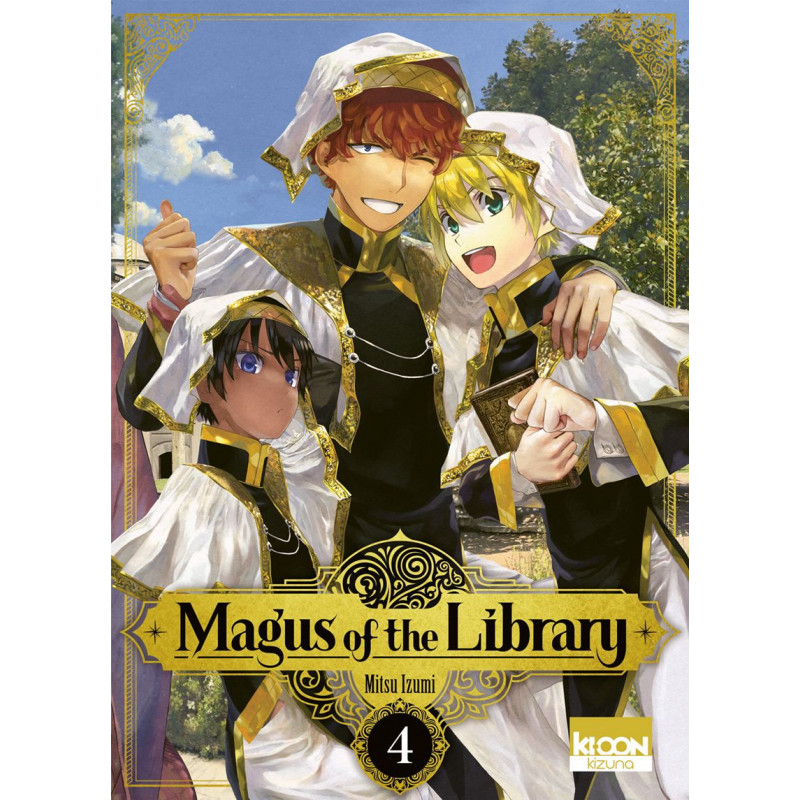 Magus of the Library Vol.4
