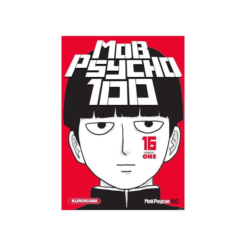 Mob Psycho 100 Vol.16