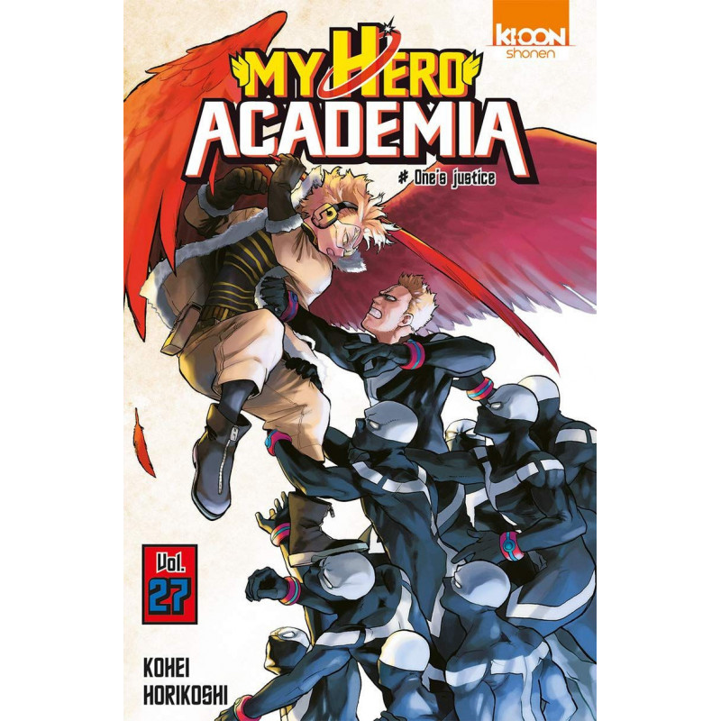 My Hero Academia Vol.27