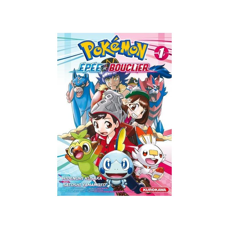 Pokémon - la grande aventure - Epée &...