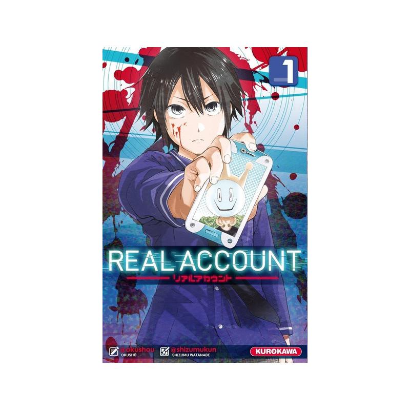 Real Account Vol.1