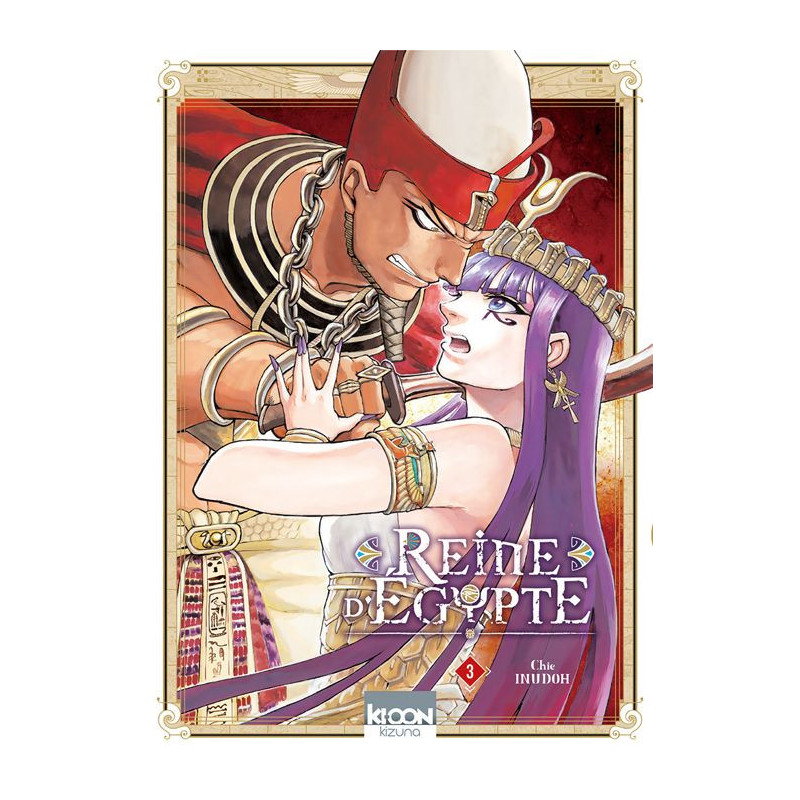 Reine d'Egypte Vol.3