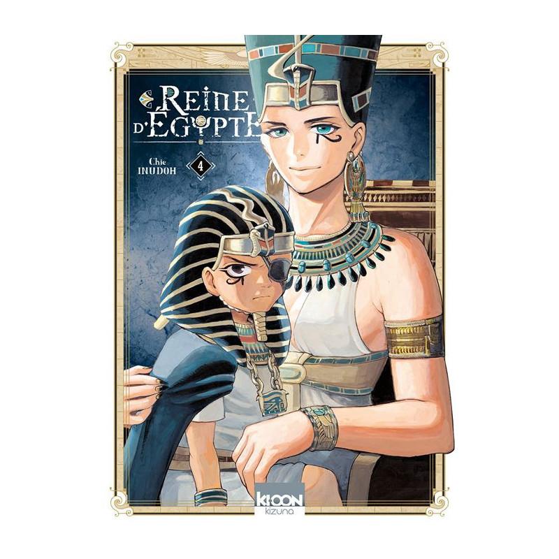 Reine d'Egypte Vol.4