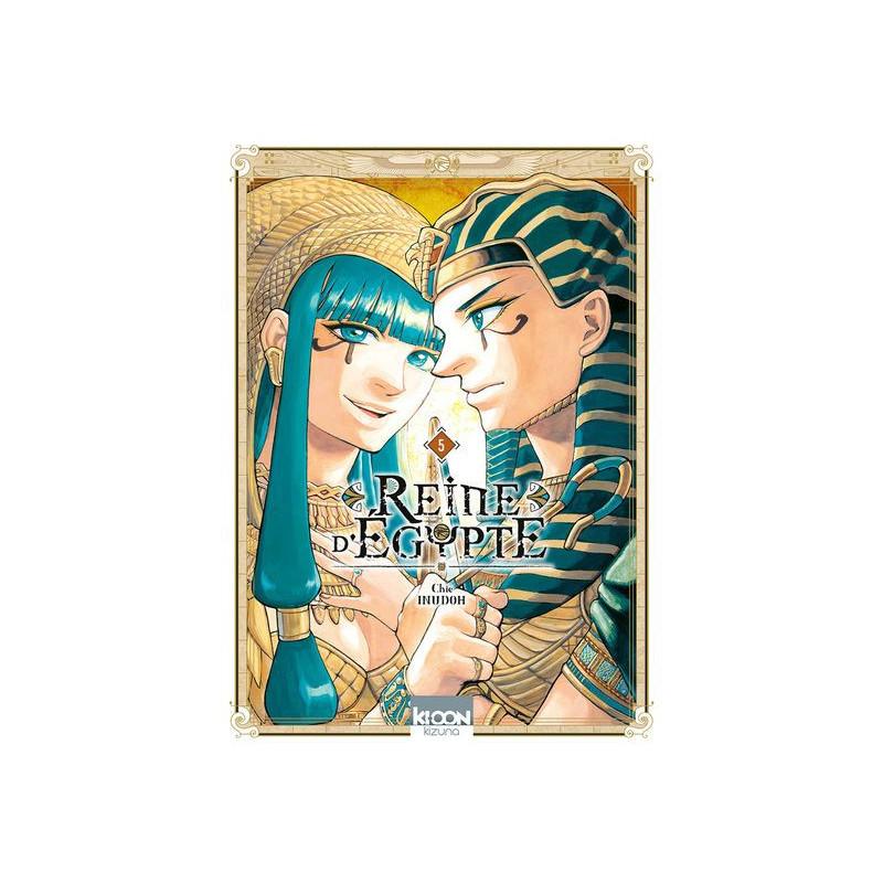 Reine d'Egypte Vol.5