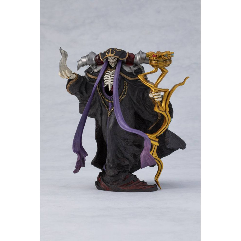 Overlord statuette PVC Ainz Ooal Gown...