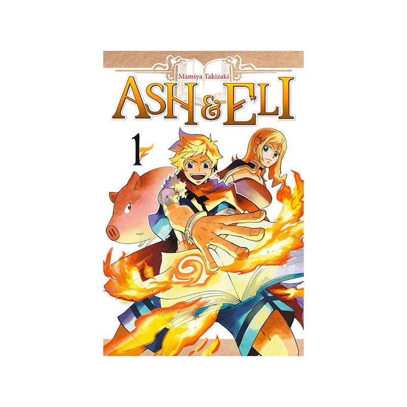 Ash & Eli Vol.1