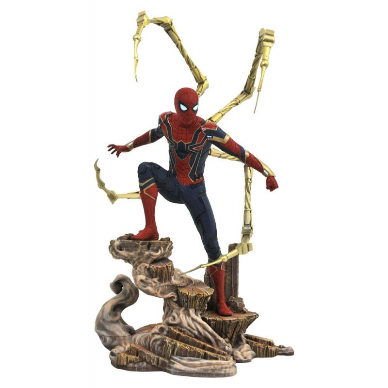 Marvel Movie Gallery statuette Iron...