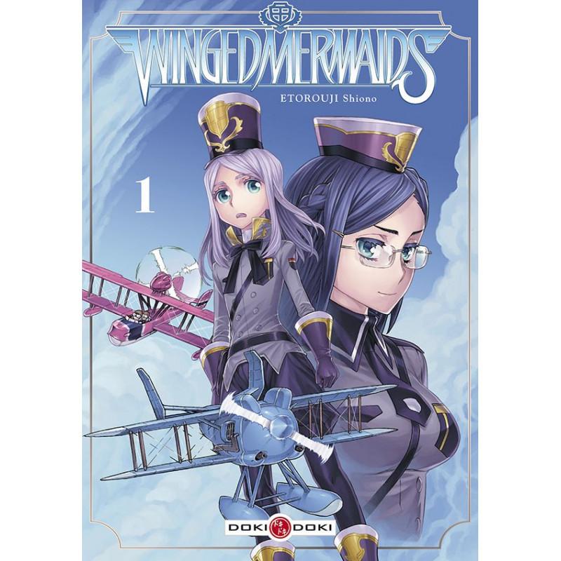 Winged Mermaids - Pack 3 vol. pour le...
