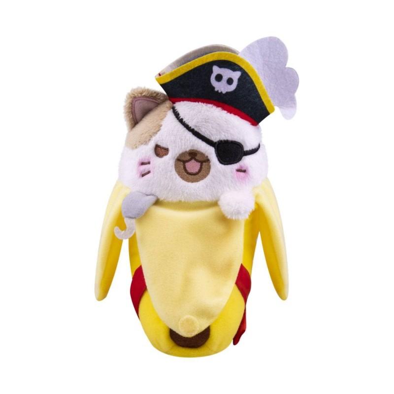 Bananya peluche Pirate Bananya 18 cm