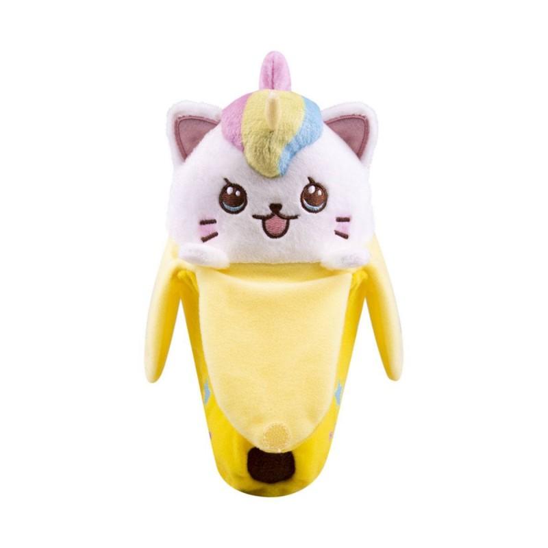 Bananya peluche Rainbow Bananya 18 cm