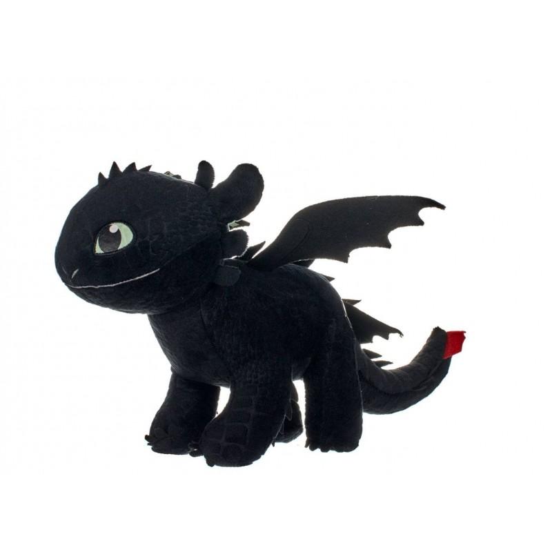 Dragons 3 peluche Krokmou Brille dans...