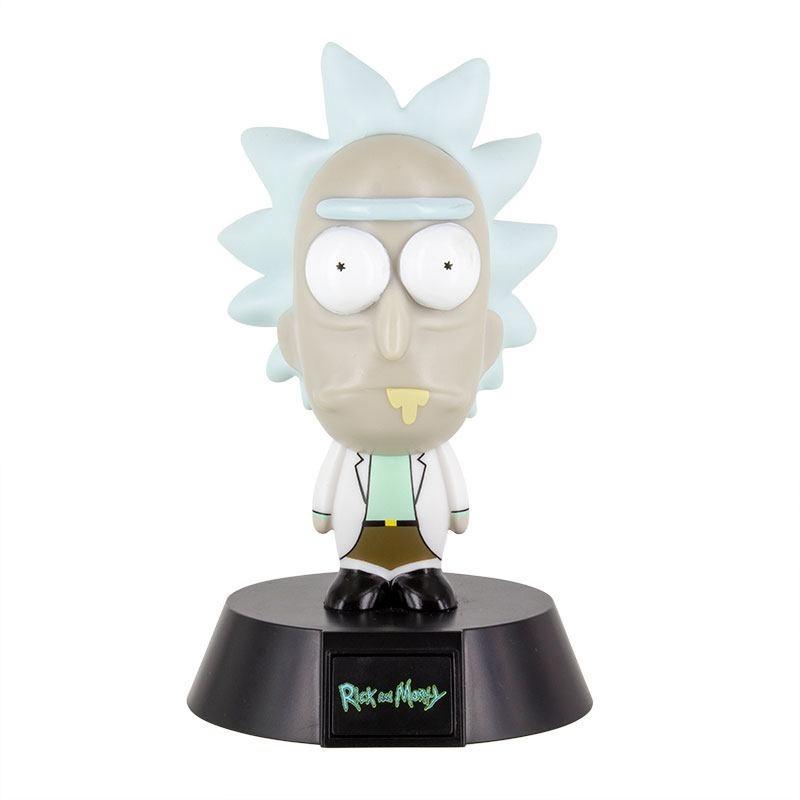 Rick & Morty veilleuse 3D Icon Rick...