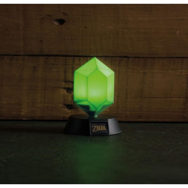 Legend of Zelda veilleuse 3D Green...