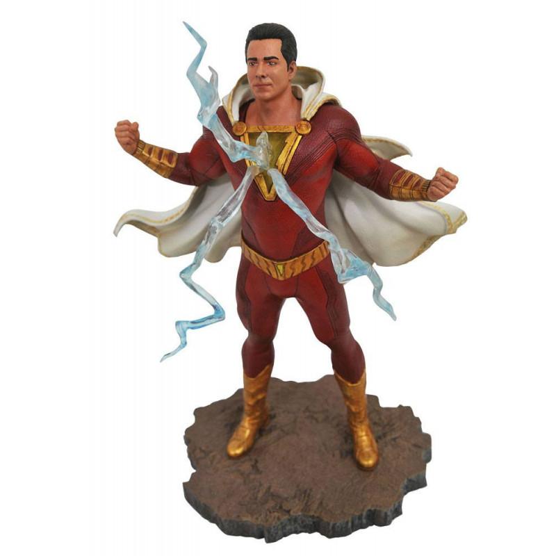 Shazam! DC Movie Gallery statuette...