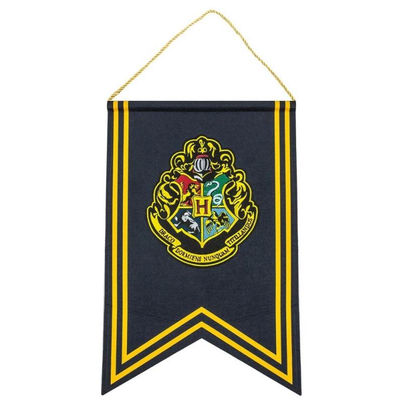 Harry Potter bannière Hogwarts...
