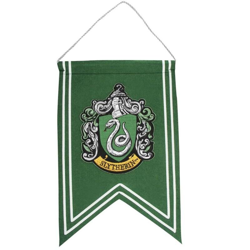 Harry Potter bannière Slytherin...