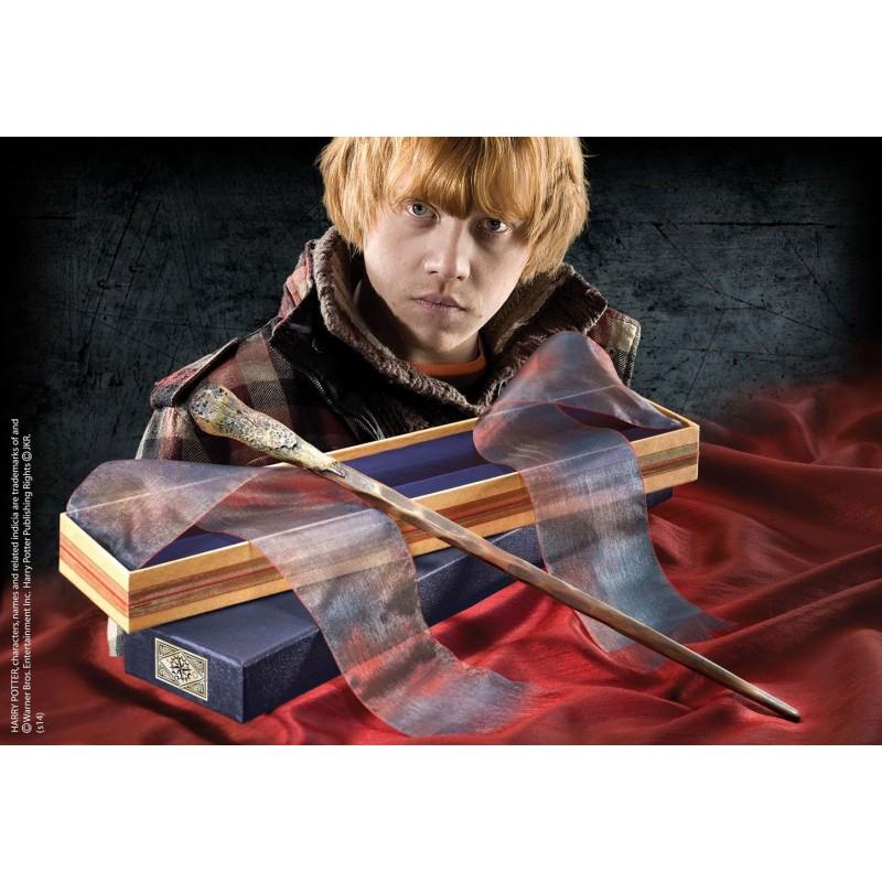 Harry Potter réplique baguette de Ron...