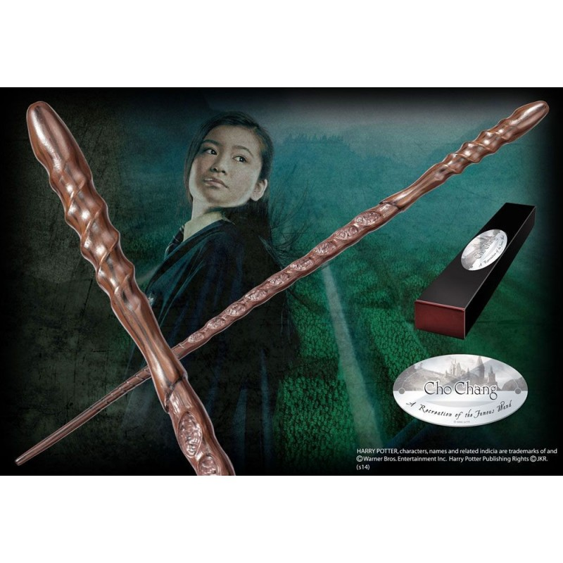 Harry Potter réplique baguette de Cho...