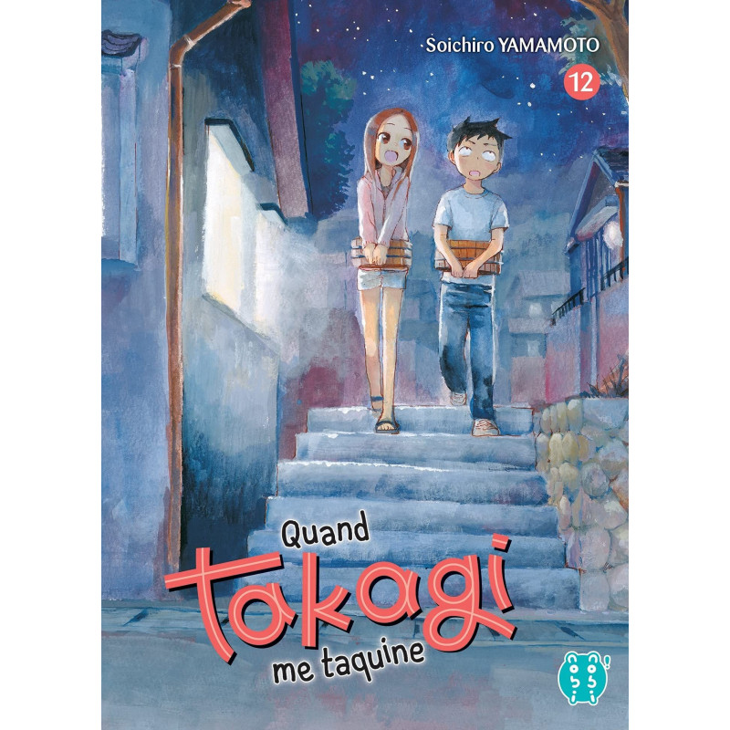 Quand Takagi Me Taquine Vol.12