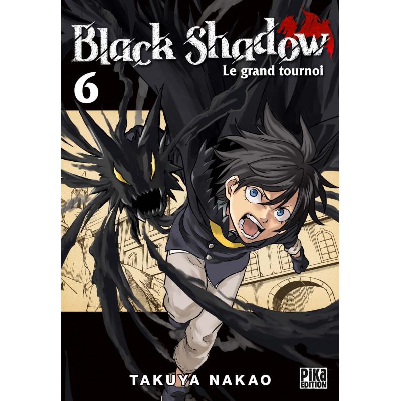 Black Shadow Vol.6