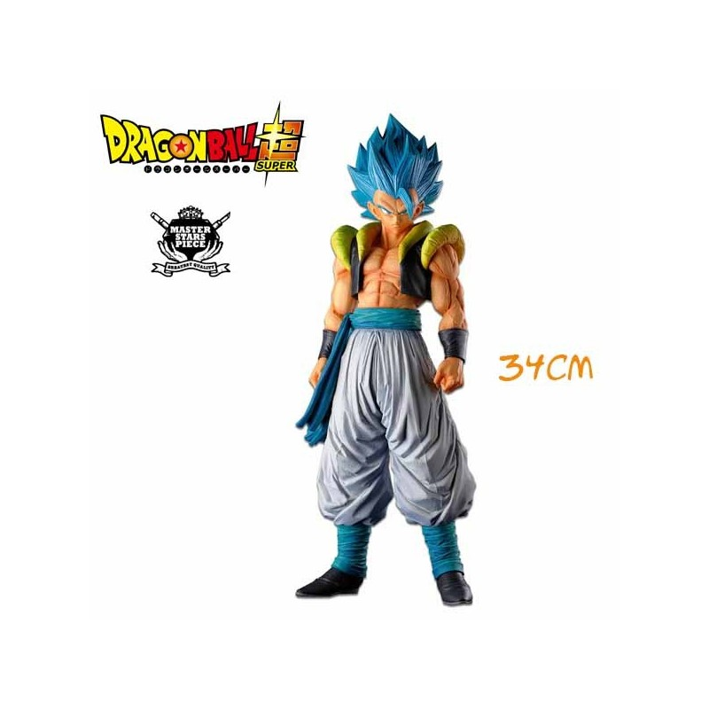 Dragon Ball Super Saiyan Blue Gogeta...