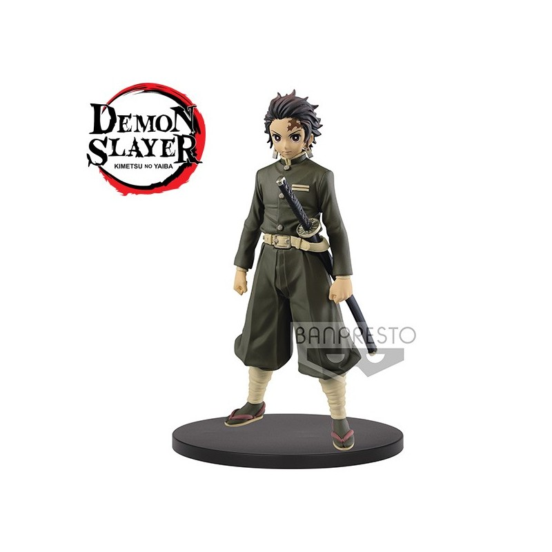 Demon Slayer Tanjiro Kamado Vol 7 15cm