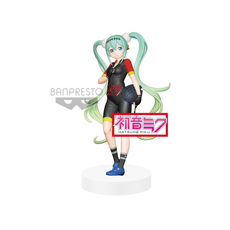 Hatsune Miku EXQ Racing 2018 Team...