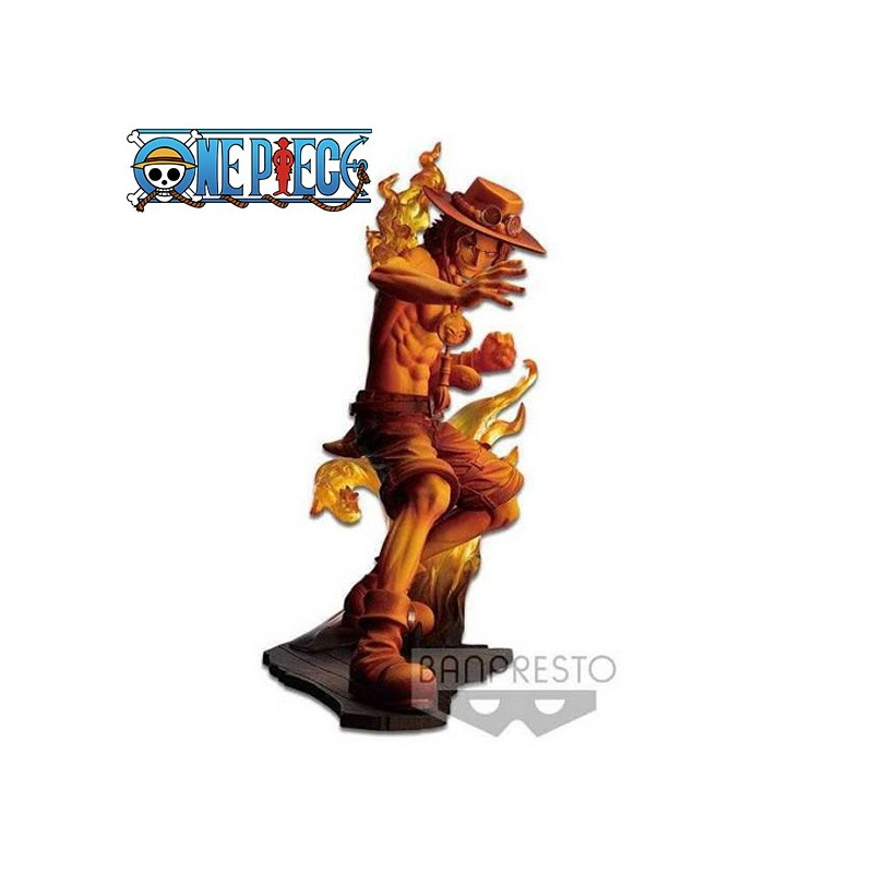 One Piece Stampede Movie Posing...