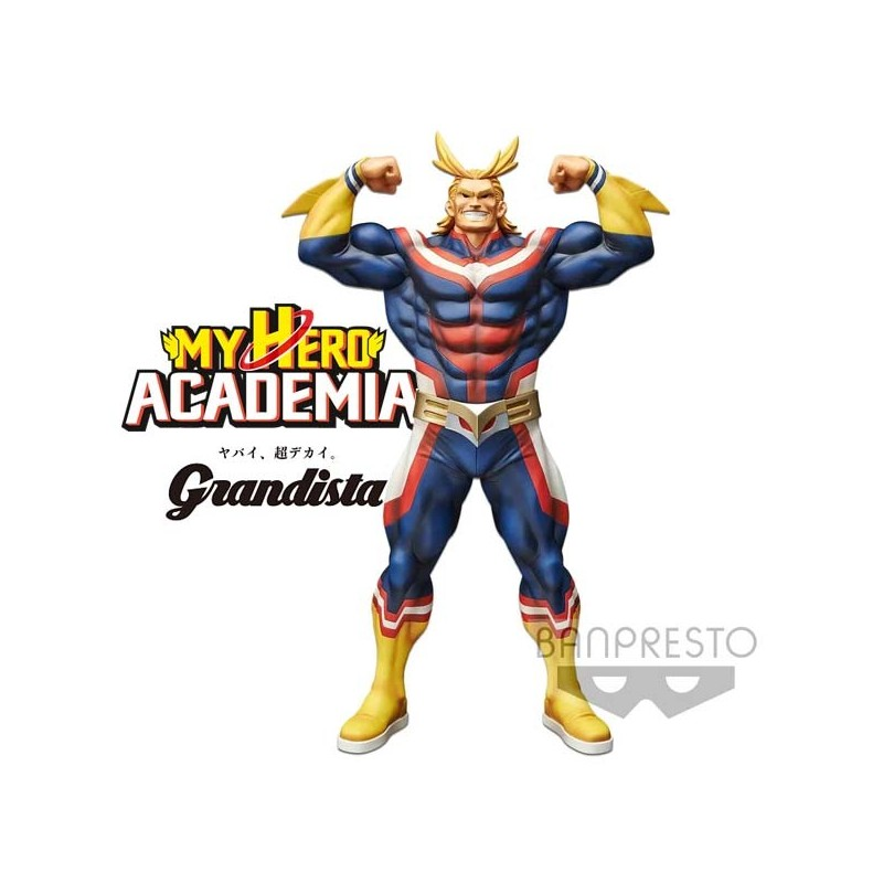 My Hero Academia All Might Grandista...