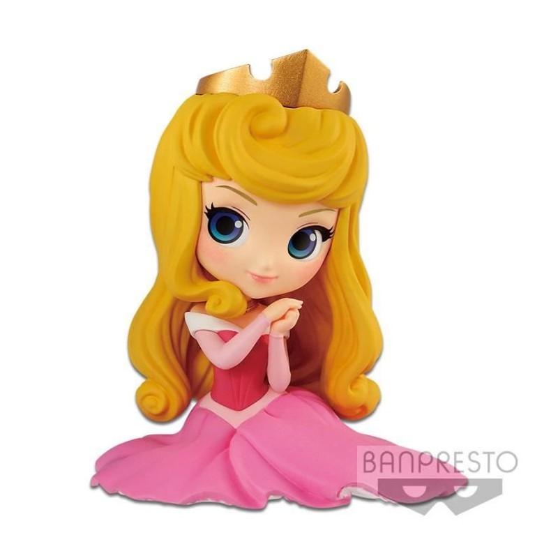 Disney Aurore Assise Q Posket Petit 4cm