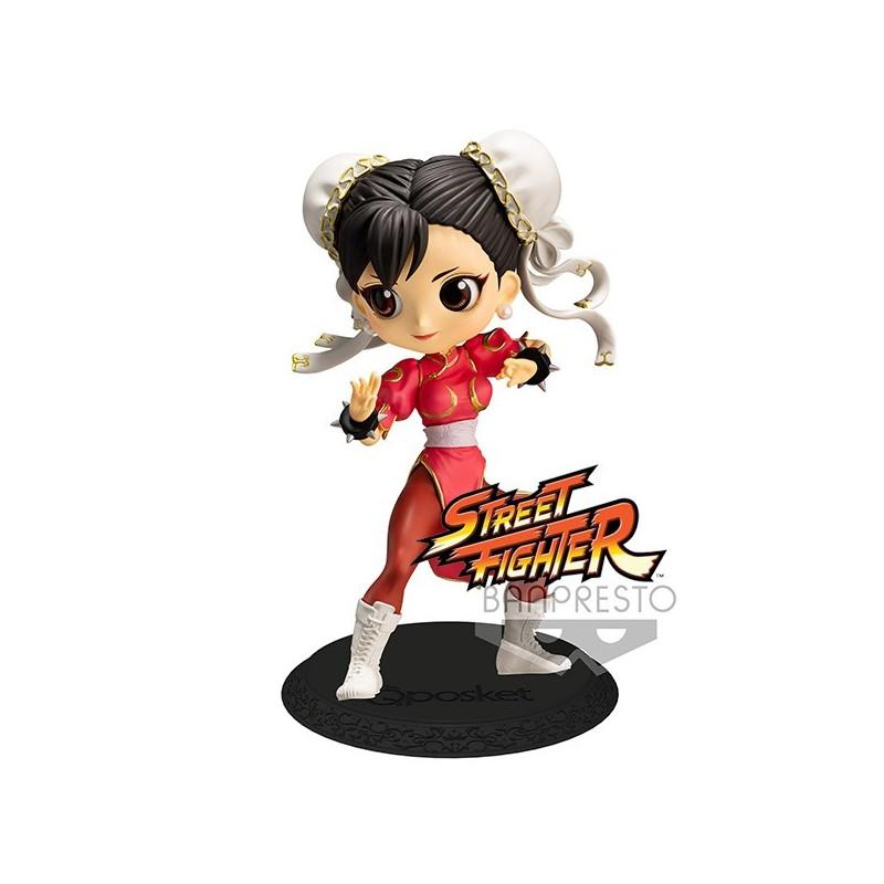 Street Fighter Q Posket Chun Li Rouge...