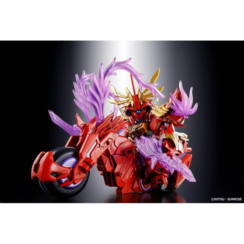 Gundam Gunpla SD 08 Lyu Bu Sinanju...