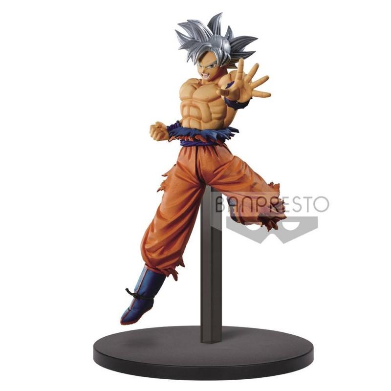 Dragon Ball Son Goku Ultra Instinct...