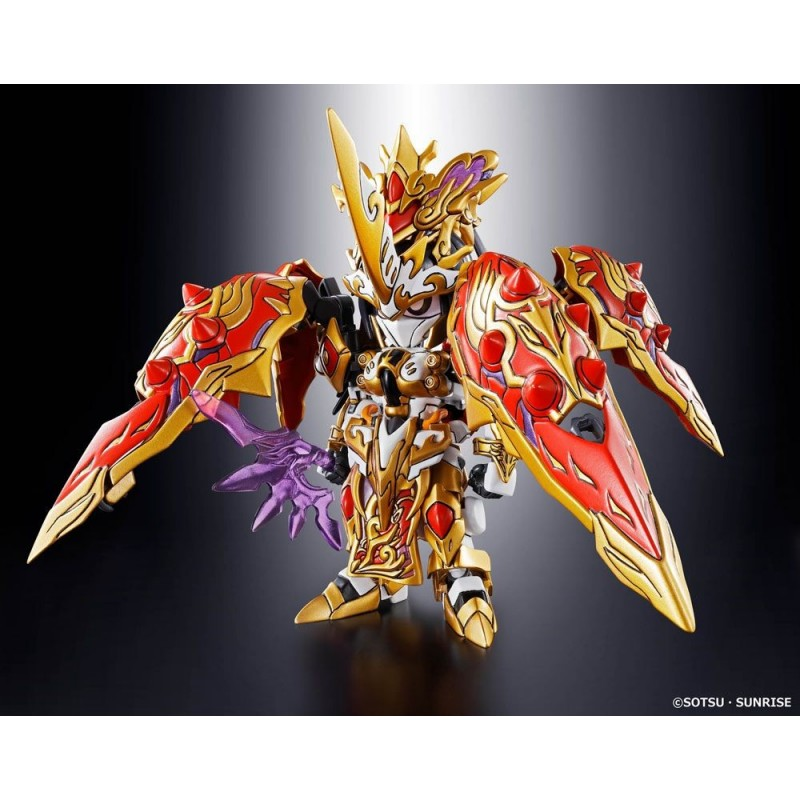 Gundam Gunpla SD 09 Sangoku...