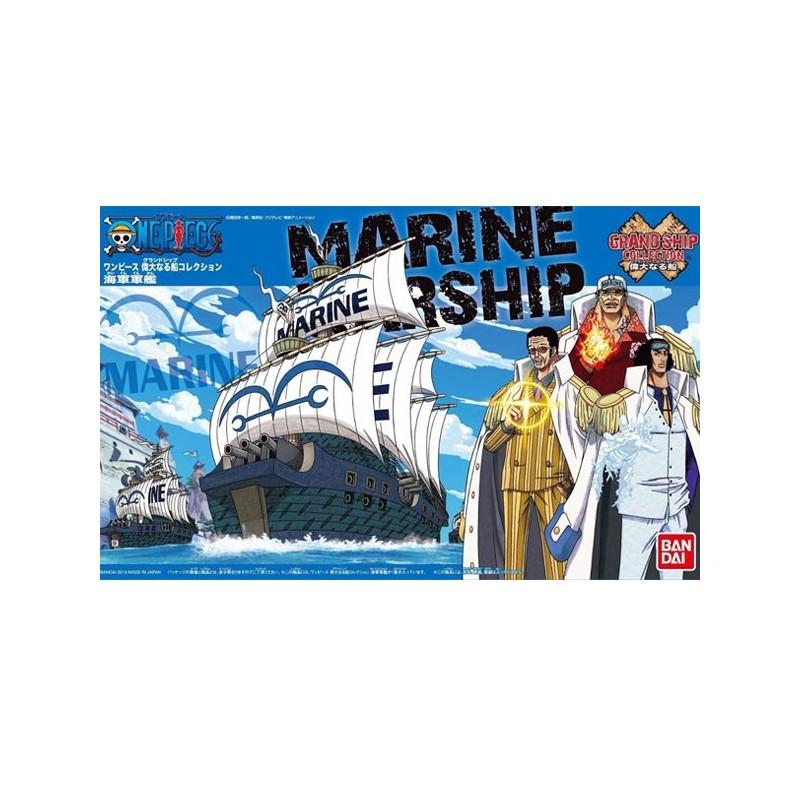 One Piece Maquette Grand Ship...