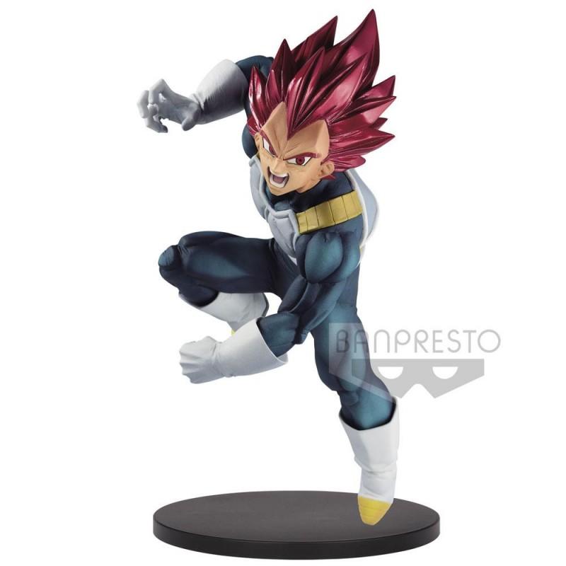 Dragon Ball Vegeta Super Saiyan God...