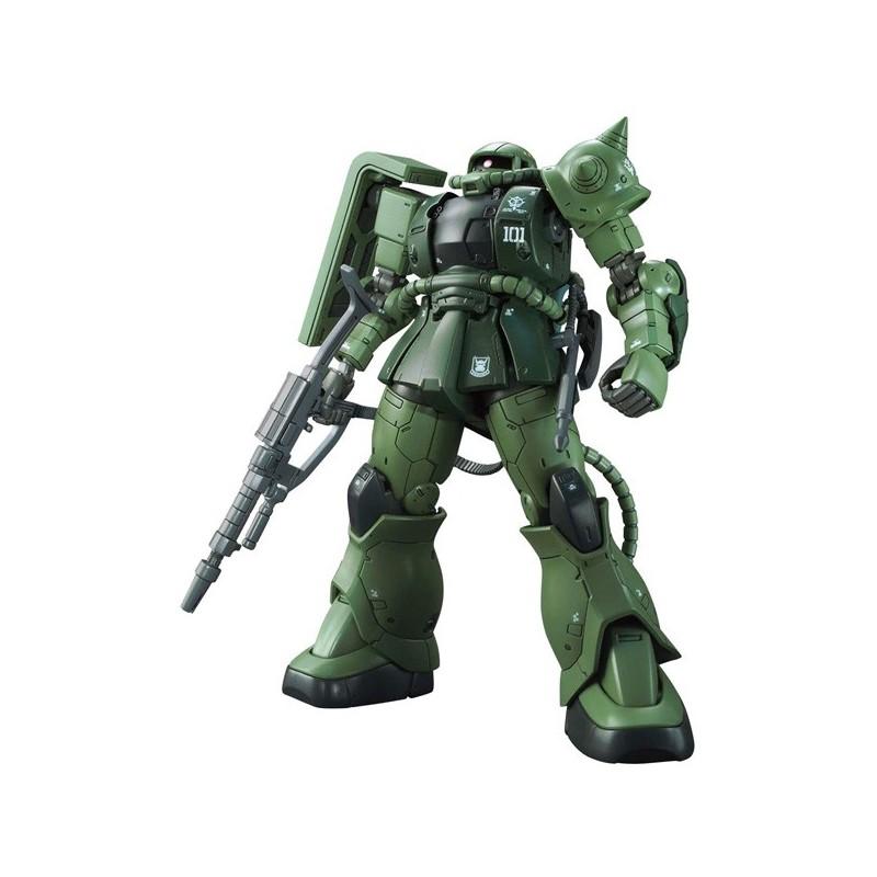 Gundam Gunpla HG 1/144 025 Zaku II...