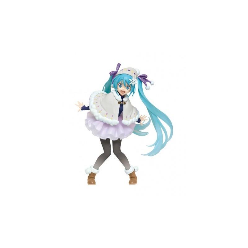 Hatsune Miku Winter Renewal 18cm